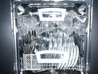 What actually happens inside your dishwasher?