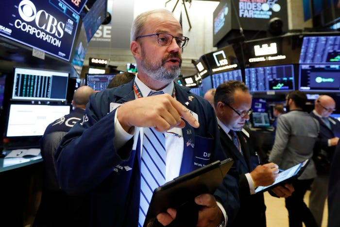 Stocks poised to open higher as investors weigh Gilead coronavirus treatment, GDP data