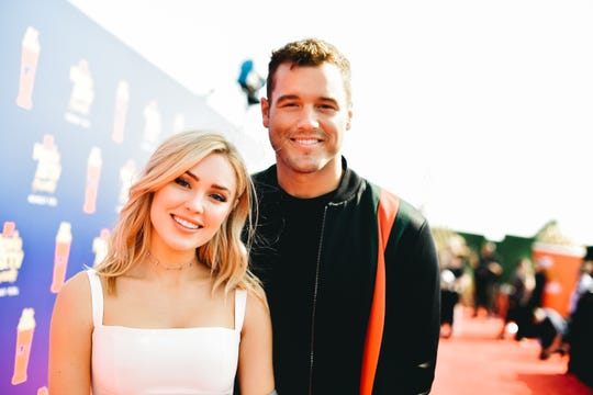 """Cassie Randolph and Colton Underwood got together by the end of """"The Bachelor,"""" but it wasn't an easy road."""