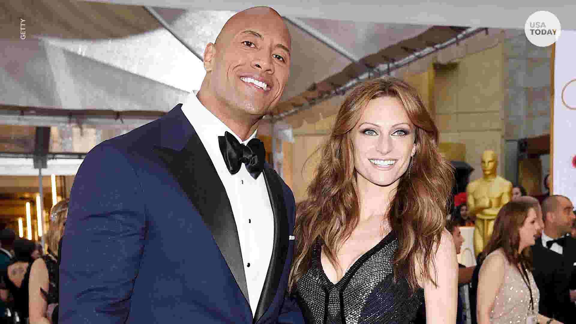 Dwayne 'The Rock' Johnson marries longtime girlfriend Lauren Hashian in  Hawaii