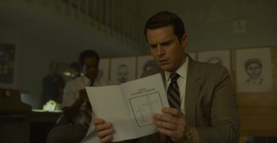 Recovering from a panic attack after a chilling encounter with serial killer Ed Kemper last season, Ford (Jonathan Groff) jumps headfirst into the Atlanta Child Murders case in the nine-episode second season.