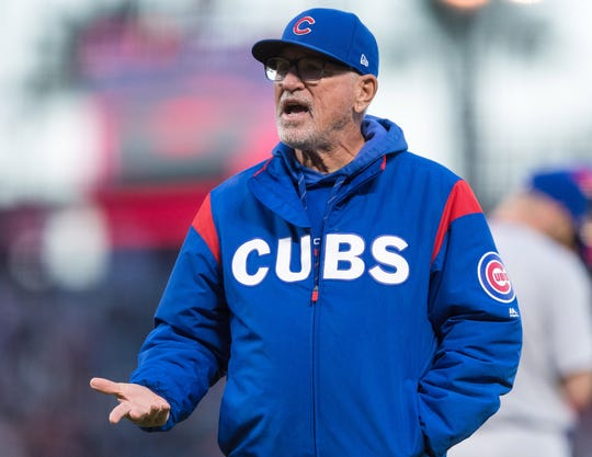 Joe Maddon has been coaching in the majors since 1993.