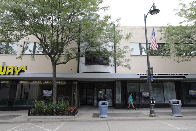 The former Park Central nightclub building at 318 W. College Ave. in Appleton has been sold.