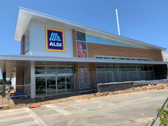 Aldi in Lacey is expected to open on September 10.