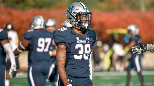 Safety Anthony Budd and his defensive teammates must raise their level of play  this season for the Hawks to win the Big South title.