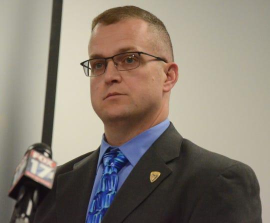 Detective Sgt. Todd Elliott