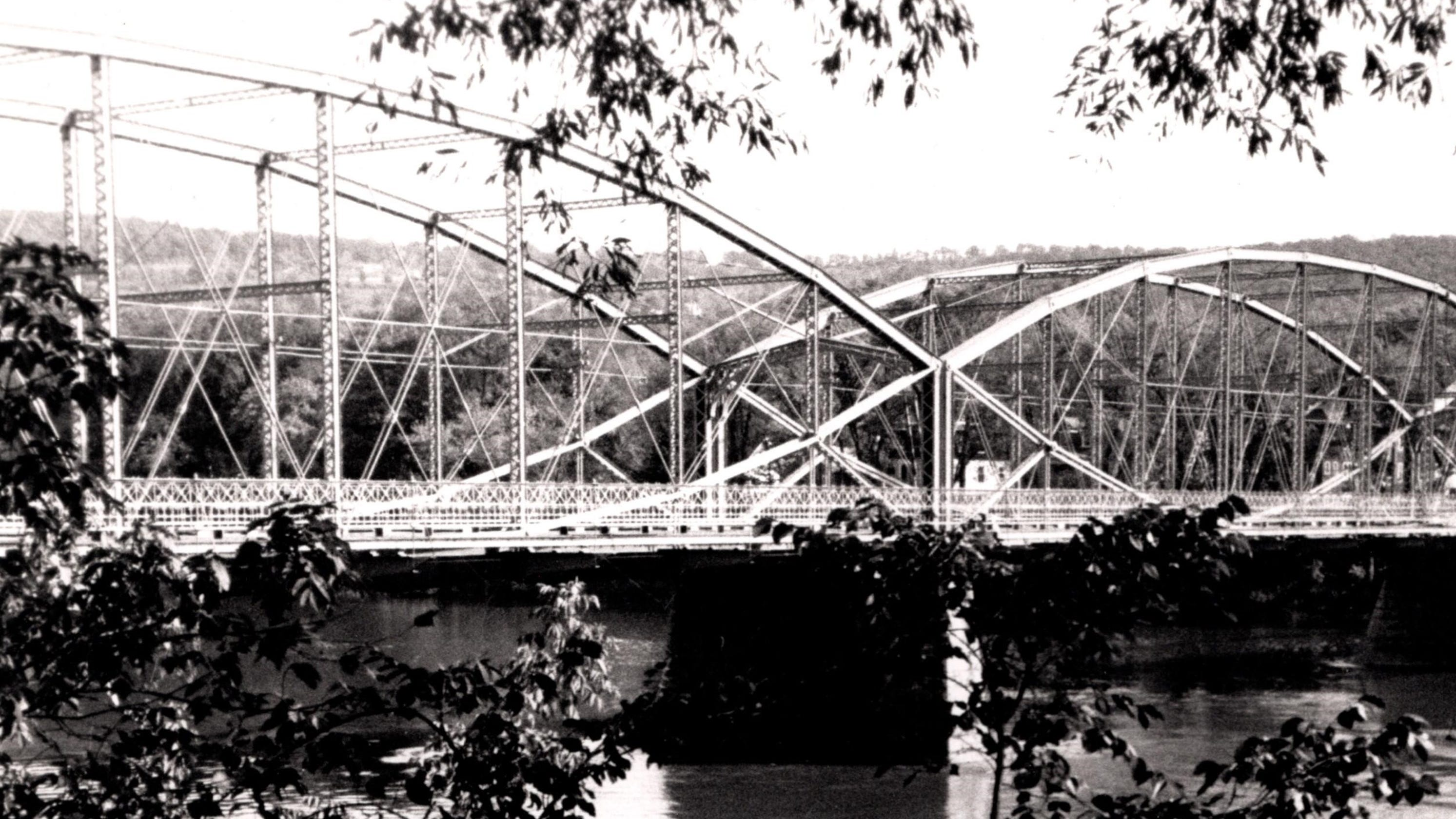 Binghamton Saw Several Bridges Come And Go In The 19th Century