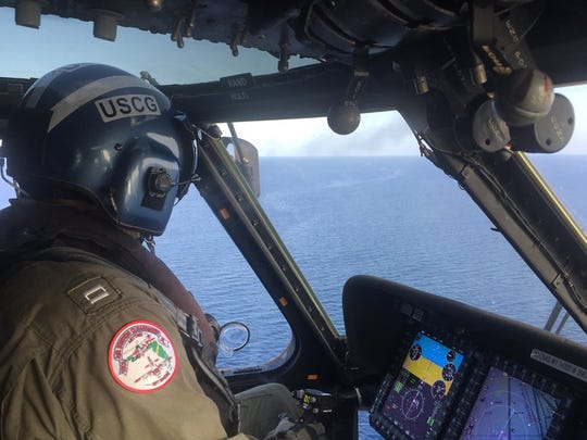 U.S. Coast Guard searches the Atlantic for two missing boaters and off-duty firefighters Justin Walker and Brian McCluney, published August 20, 2019.