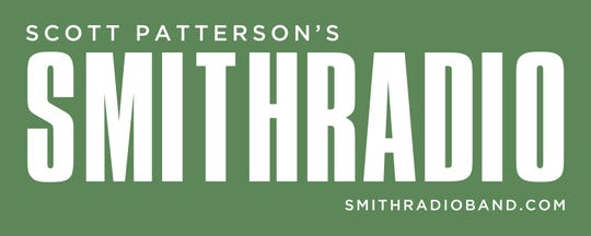 SMITHRADIO is Scott Patterson's L.A. rock band.