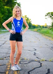 Despite hitting multiple roadblocks throughout her high school career, Chillicothe runner Laikin Tarlton made history during her senior season by being the first CHS girl runner to make it to state in 31 years.