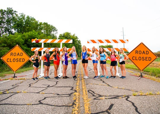 Cross Country is back in the Scioto Valley as area runners refuse to be stopped this upcoming season for their school's team.