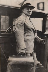 King of the Bootleggers, George Remus.