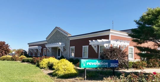 Revolution Fitness operated at this property on Round Bottom Road in Newtown before it was sold to the Forest Hills Local Schools for a transportation center.