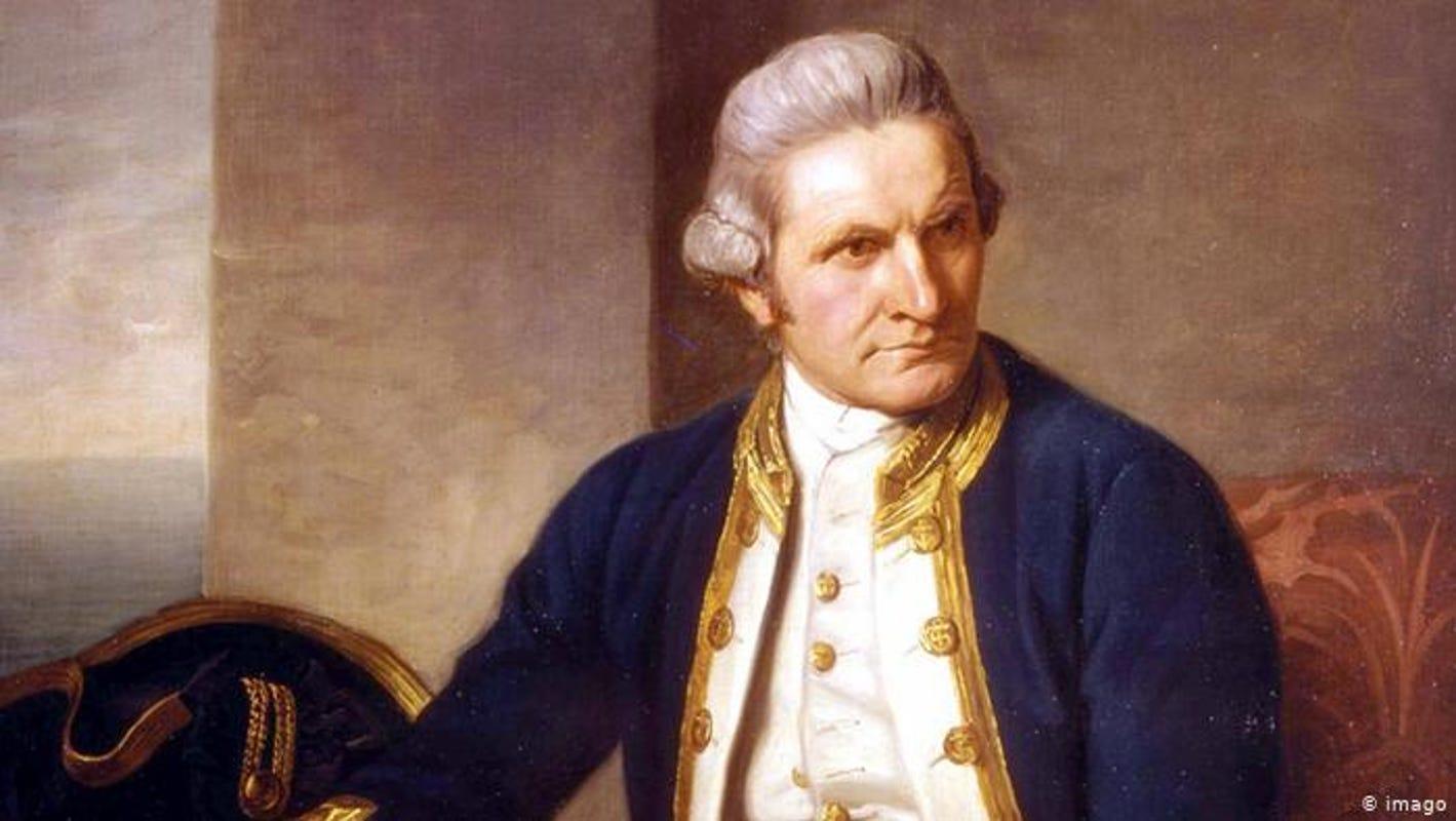 Captain Cooks Login
