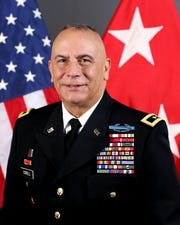 Maj. Gen. Ben Corell, adjutant general of the Iowa National Guard, is seen in an undated photo.