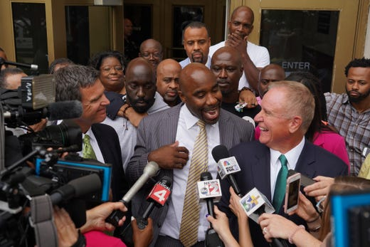 Former Michigan State star Mateen Cleaves acquitted on all charges in rape trial