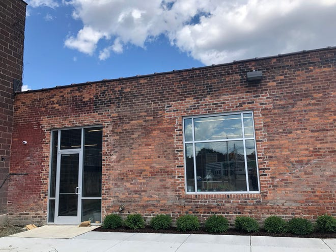 The store for Rebel Nell and York Project will officially open Saturday, Aug. 24 and is located at 1314 Holden Street in Detroit.