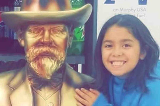 Relatives say they are raising money for a funeral for Emma Hernandez, who was killed Monday.