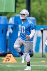 Lions defensive end Trey Flowers hasn't appeared in a preseason game yet.