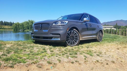 Back to the future. With big engine power, a palatial interior and bling-tastic design, the 2020 Lincoln Aviator resurrects the Detroit land yachts of yore. But as a hi-tech SUV.