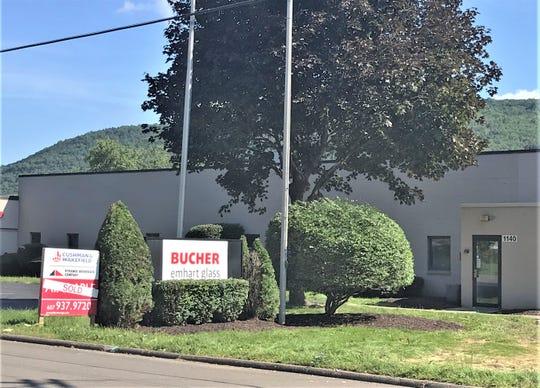 The former Bucher Emhart Glass building on Sullivan Street in Elmira has a new owner.