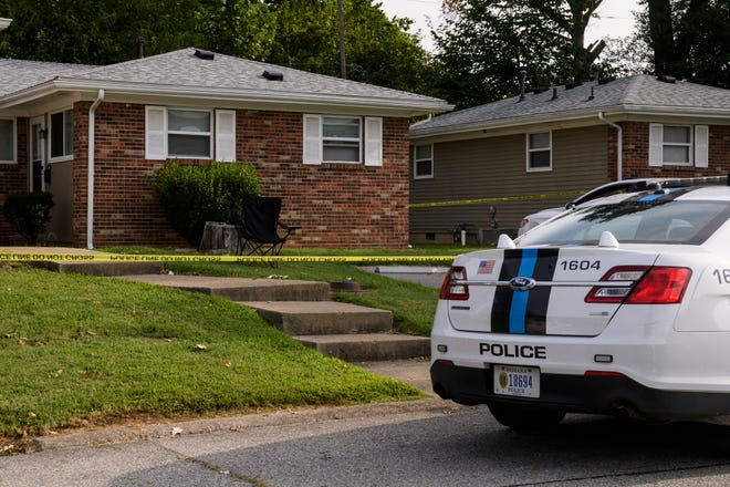 "Evansville officers are conducting a death investigation in the 1900 block of Plantation Court after discovering two bodies in a home during a ""welfare check."""