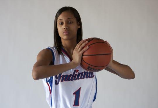 Skylar Diggins of South Bend Washington won 2009 Indiana Miss Basketball.