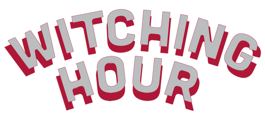 Logo for 2019's Witching Hour Festival.