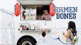 Miki Nolin brings authentic ramen with her Ramen Bones food truck.