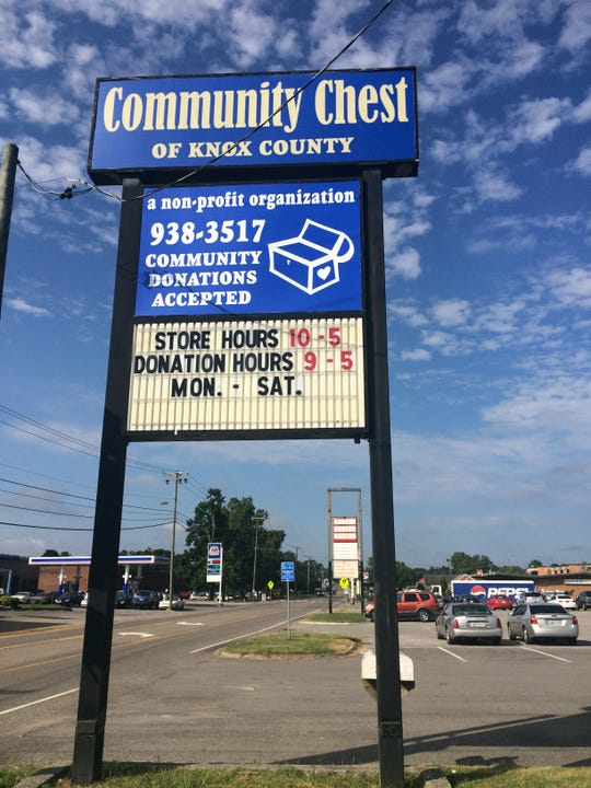 Community Chest, on Emory Road near Powell High School, has been a staple in Powell for more than two decades.