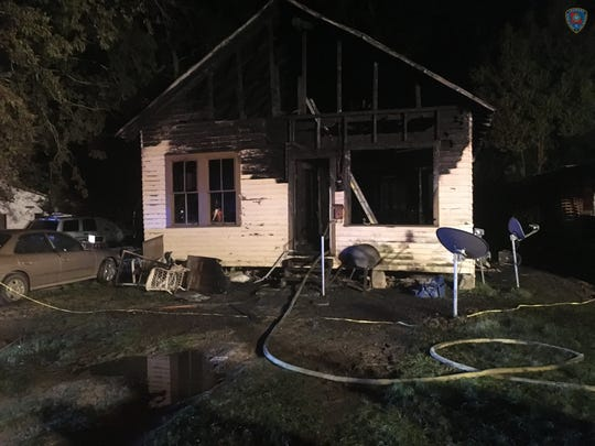 A 70-year-old Crowley man is thought to have died in a house fire on Aug. 19, 2019