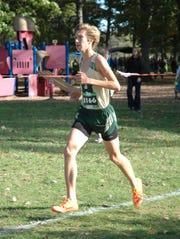 Noah Weslock is Howell's top returning runner.