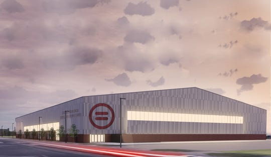 The Louisville Urban League's sports and learning complex is planned in the West End.