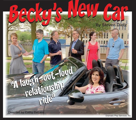 The Forst Inn Arts Collective will present 'Becky's New Car' at The Forst Inn in Tisch Mills Aug. 23-30.