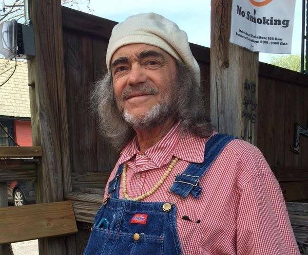 A ubiquitous bohemian presence and c champion of the arts in Oxford, Mississippi, and Memphis: Ron Shapiro.