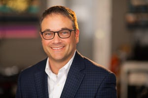 Brian D. King will start as Betty Brinn Children's Museum executive director Sept. 1.