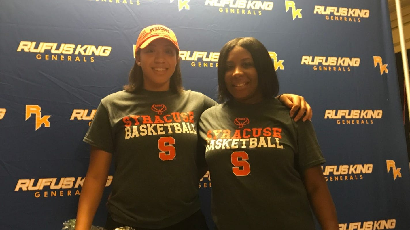 Girls Basketball Recruiting King S Mcneal Commits To Syracuse