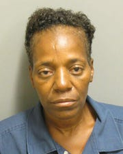 Elaine Bailey was charged with third-degree robbery.