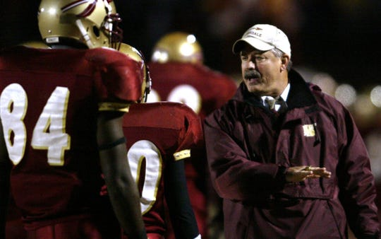 Former Riverdale football coach Gary Rankin won four state titles at the Murfreesboro school.