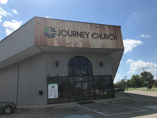 The Journey Church's present Lebanon location.