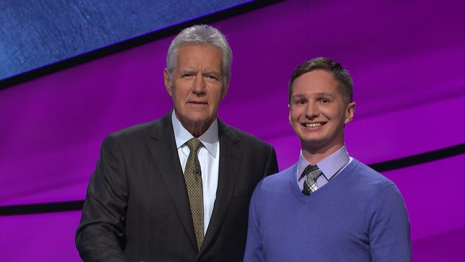 """In high school, Kyle Becker's seniorclass voted him """"most likely to appear on Jeopardy."""" Clearly, they could see the future.The Vanderbilt Universityresearcher got his shot in 2017,feeling slightly nauseous as he stood in front of Alex Trebek and a live studio audience."""