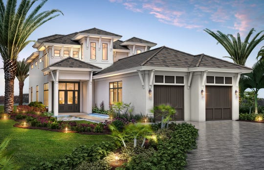 Ruta Menaghlazi has completed the preliminary interior design for the furnished Monterey model in Isola Bella at Talis Park.