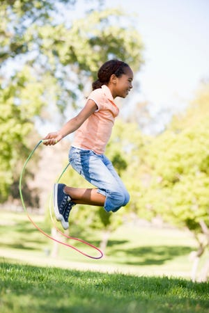 Youth who are regularly active have stronger bones and muscles, are generally happier and less likely to become overweight.