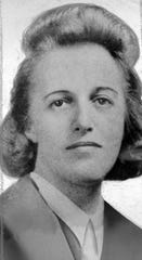 Helga Zegrino, 28, formerly of River Road in Camden, was killed in the Howard Unruh rampage Sept. 6, 1949.