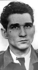 John Pilarchik, 27, of Pennsauken, was killed during the Howard Unruh massacre in Camden on Sept. 6, 1949.