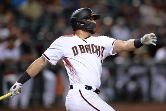 With the trade of Zack Greinke to the Houston Astros, David Peralta is now the highest paid player on the Arizona Diamondbacks roster.