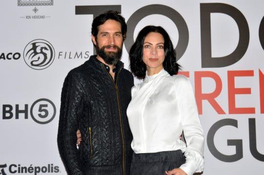 Benny y Celina del Villar tienen 17 años de casados y 31 años como pareja, y se apoyan infinitamente.