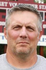 Genoa coach Paul Patterson