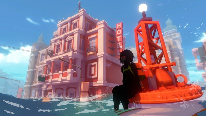 Sea of Solitude for PC, PS4 and Xbox One.