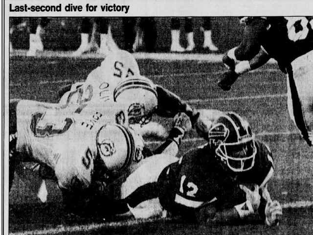 Buffalo Bills Game of the Day (Sept. 10, 1989): Bills 27, Dolphins 24
